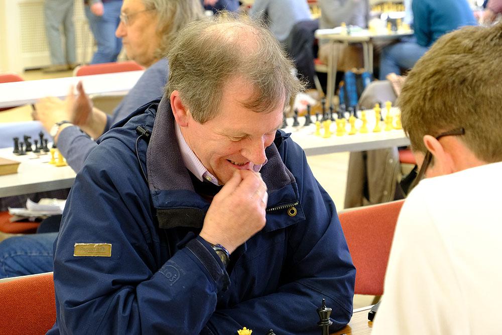 Durham Chess Congress Stan Johnson